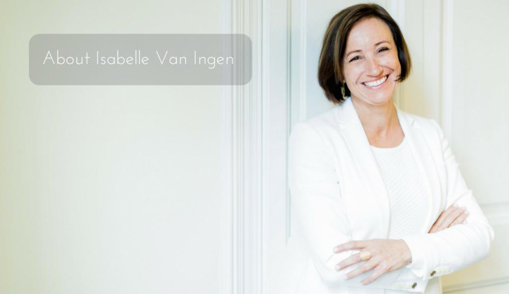 About Isabelle Van Ingen Web
