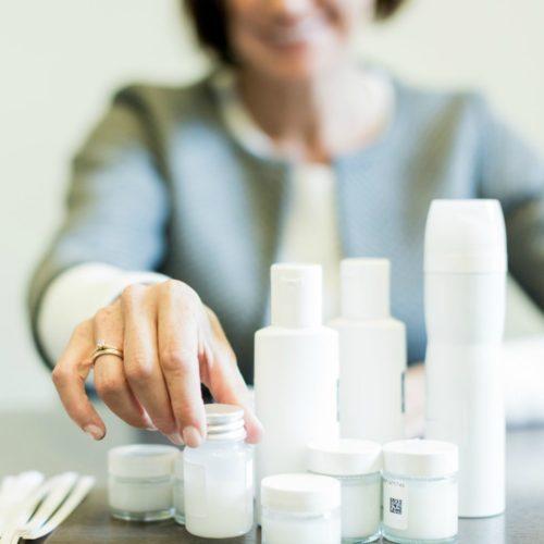 ISA Fragrances Home Page Bio Isabelle Van Ingen